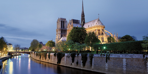 Paris & the Heart of Normandy