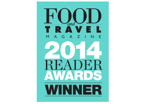 Food and Travel Award 2014