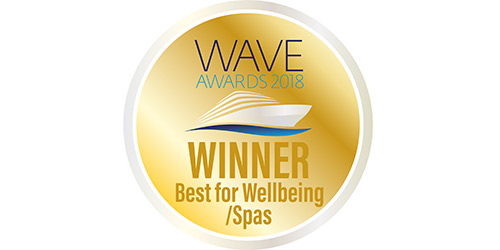 Wave Awards 2018 Best for Wellbeing and Spas