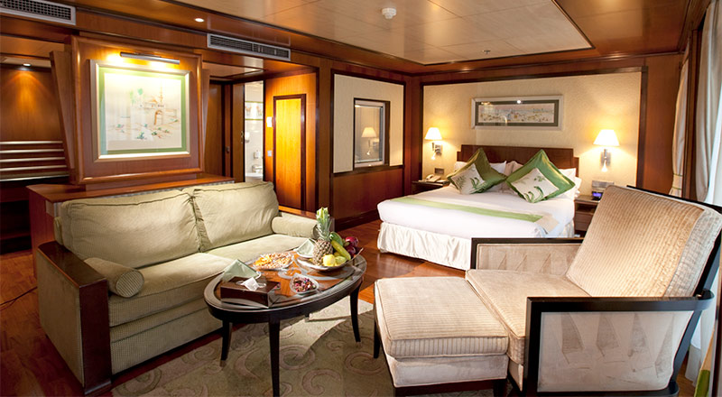Delux French Balcony Suite on MS Antares