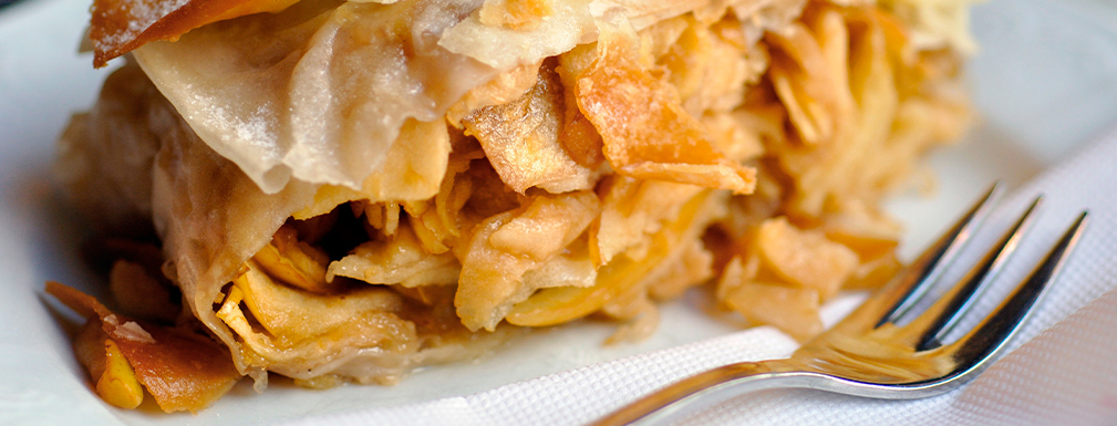 Vienna Apple Strudel