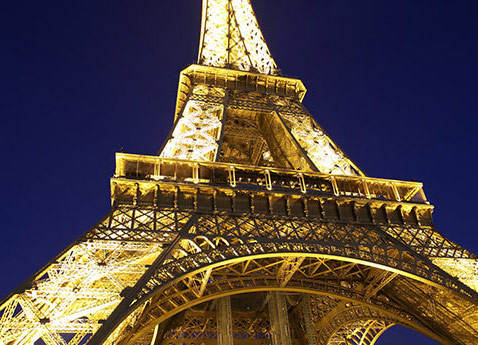 Paris Eiffe Tower, France