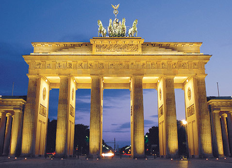 Berlin Brandenburg Gate, Germany