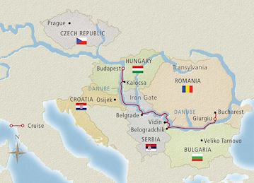 Passage to Eastern Europe