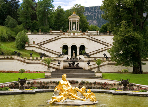 Linderhof Palace, Munich, Germany