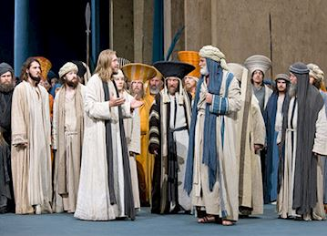 NEW! Oberammergau, The Passion Play